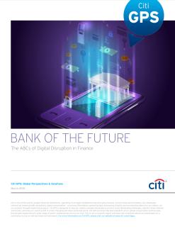 Citi Bank of the future